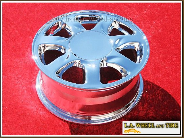 LEXUS SC400 SC300 SC 16 OEM CHROME WHEELS RIMS EXCHANGE